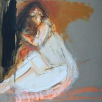 Nr 3 - 100 x 100cm. Acryl on canvas.