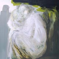 Nr 4 - 100 x 100cm. Acryl on canvas.