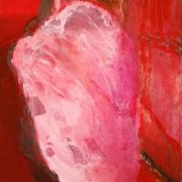 Nr 20 - 70 x 99cm. Acryl on canvas.