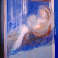 Nr 9. 120 X 120cm. Oil on canvas.