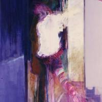 Nr 12. 178 X 152cm. Oil on canvas.
