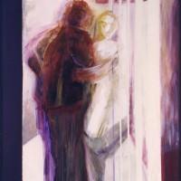 Nr 13. 178 X 152cm. Oil on canvas.