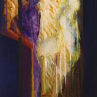 Nr 14. 140 X 200cm. Oil on canvas.