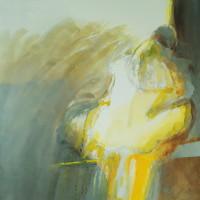 nr 1  156 x 156 cm acrylic on canvas