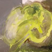 nr 11  30 x 23 cm acrylic on canvas