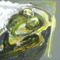 nr 12  30 x 23 cm acrylic on canvas