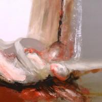 nr 12  60 x 30 cm acrylic on canvas