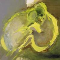 nr 17  65 x 80 cm acrylic on canvas