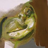 nr 18  65 x 80 cm acrylic on canvas