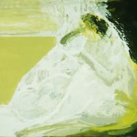 nr 4  100 x 120 cm acrylic on canvas
